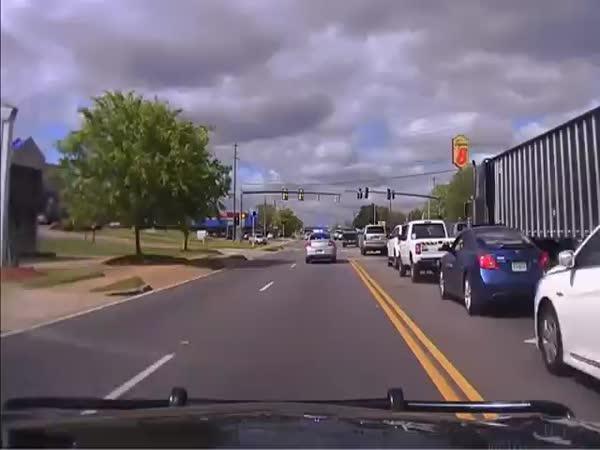 Police Pursuit Toyota