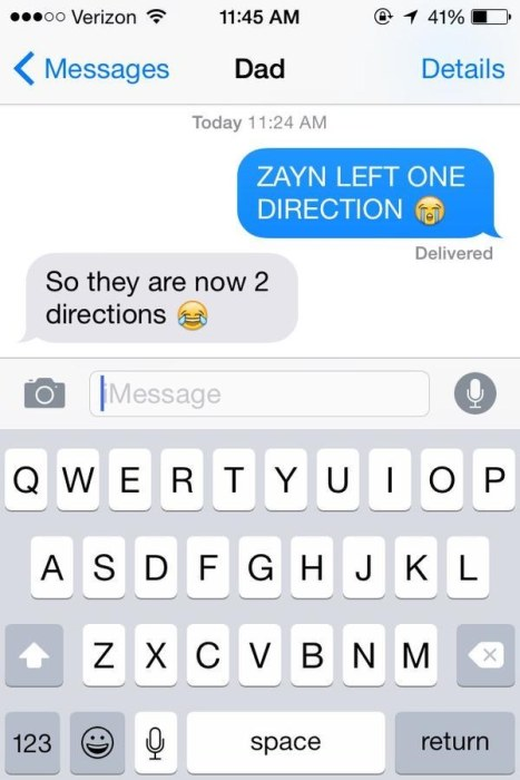 These Parents Had The Best Reactions To Zayn Leaving One Direction (35 pics)