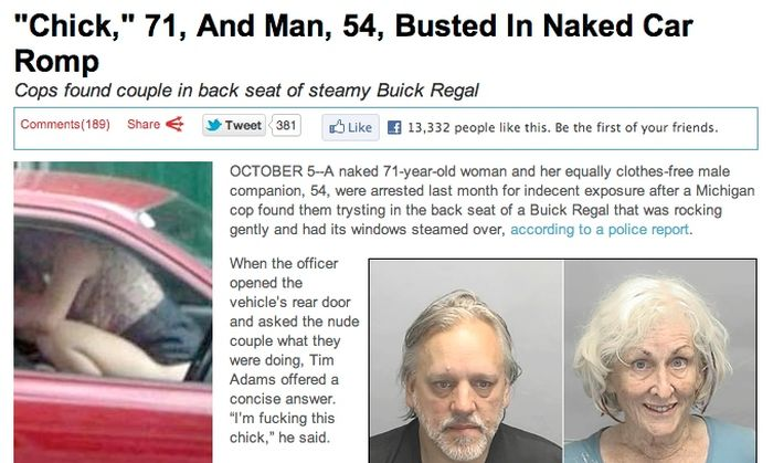 People Who Got Busted While Having Sex In Public (7 pics)