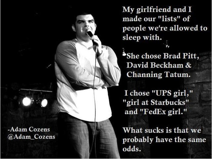 Comedians Deliver A Lethal Dose Of Truth (14 pics)