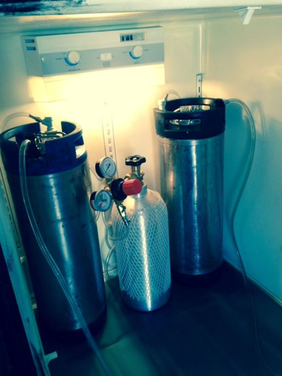 The Beer Fridge Before And After (11 pics)