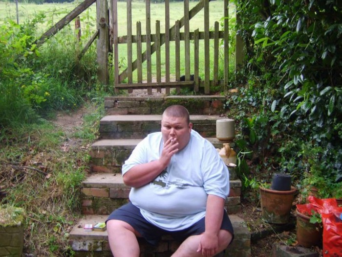 Tough Love From Friends Helped This Man Get Into Shape (4 pics)