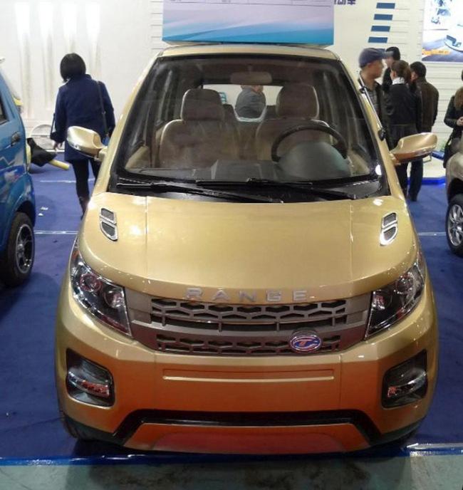 China Shows Off The Longer Yuelang X1 EV (6 pics)