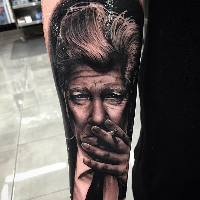 DrewAPicture Creates Insanely Detailed Tattoo Art (21 pics)