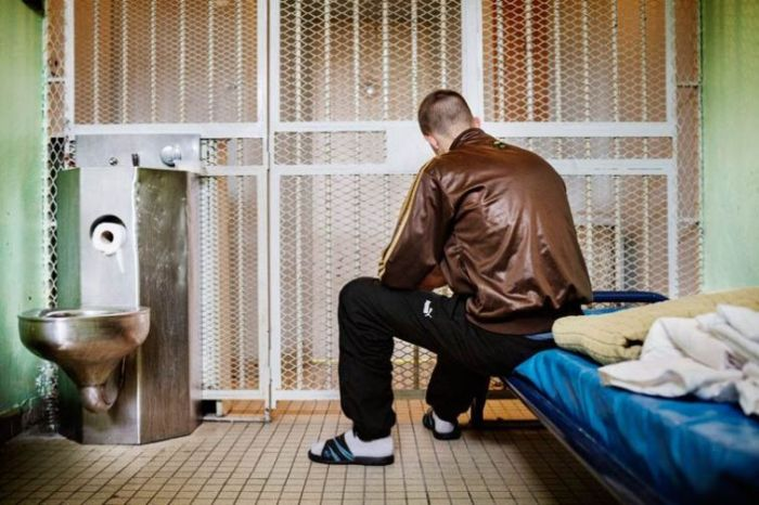 A Look At Life Inside Of A French Prison (21 pics)