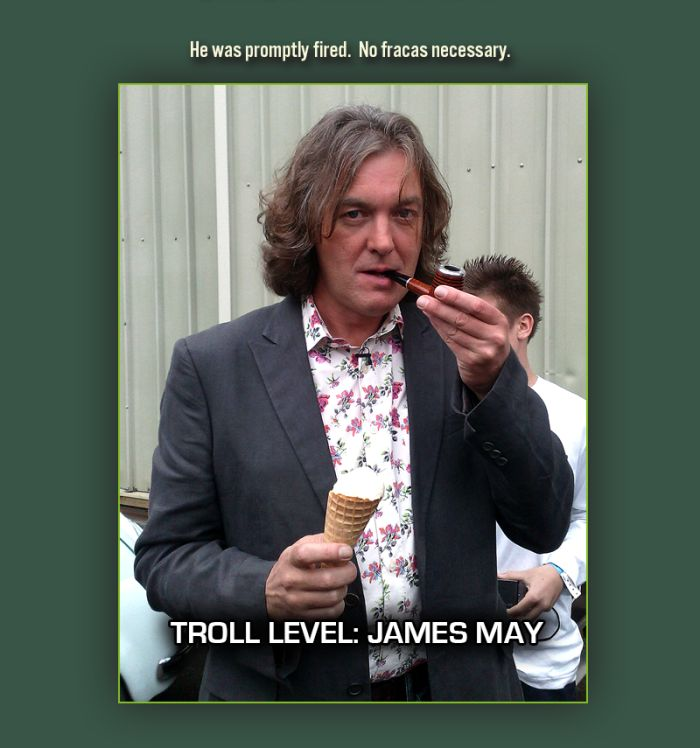 How Top Gear's James May Used A Magazine To Troll People (5 pics)