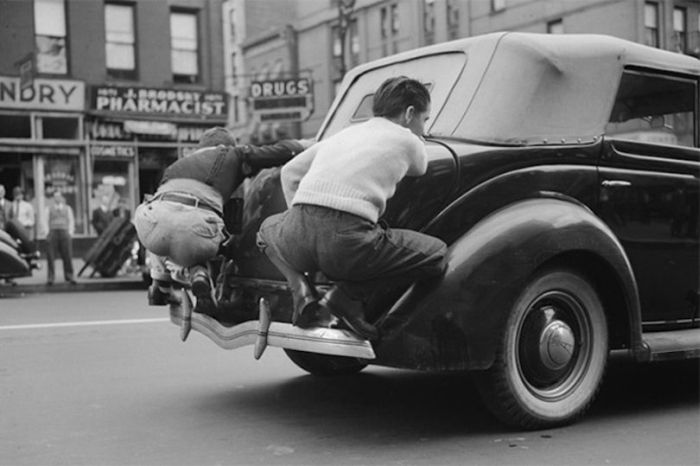 Once In A Lifetime Sights From The New York Police Photo Archives (10 pics)