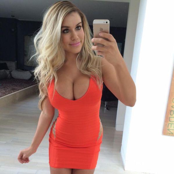 Beautiful Women Always Look Their Best In A Skin Tight -4245