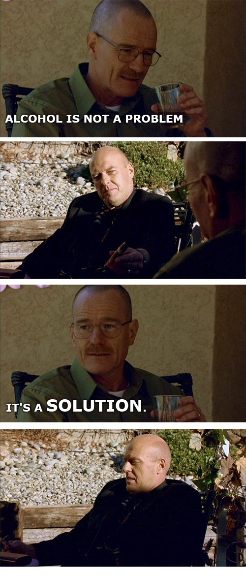Walter White From Breaking Bad Tells The Best Dad Jokes (6 pics)