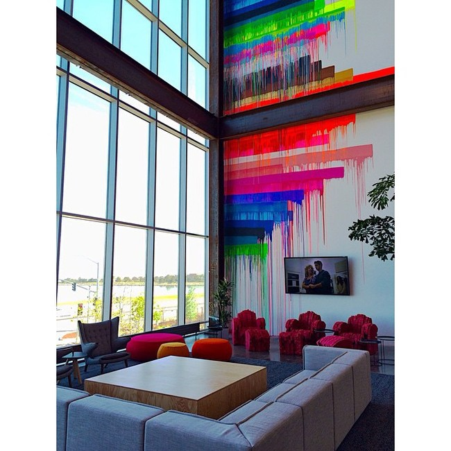 An Inside Look At Facebook's New Headquarters (20 pics)