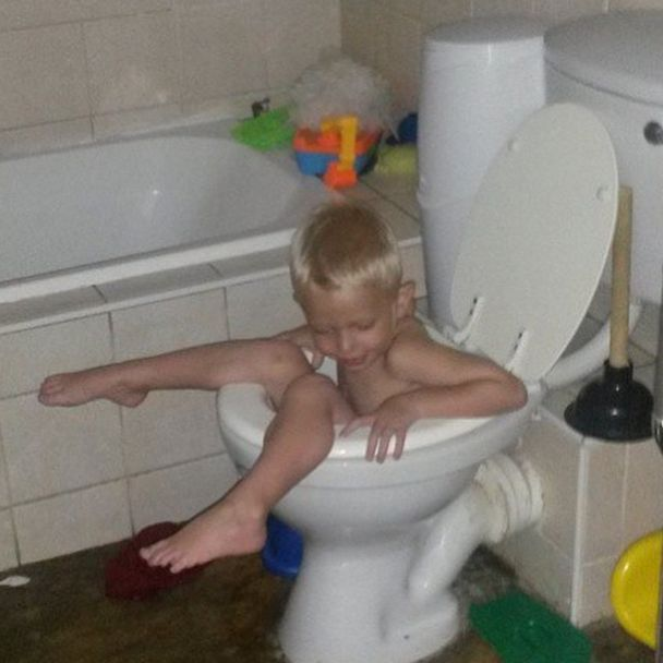 Sometimes Kids Can Be A Little Too Much Trouble (38 pics)