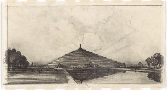 Awesome Lincoln Memorial Designs That Weren't Used (7 pics)