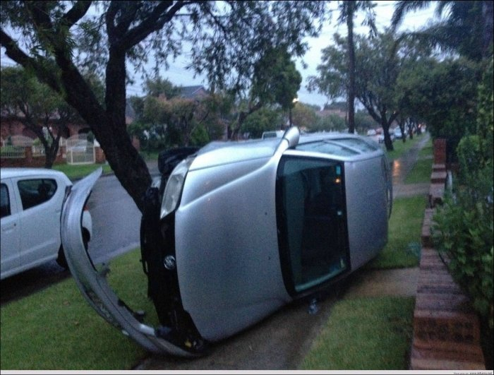 Road Accidents That Will Remind You To Drive Carefully (47 pics)