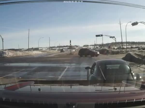 Crazy Porsche Driver