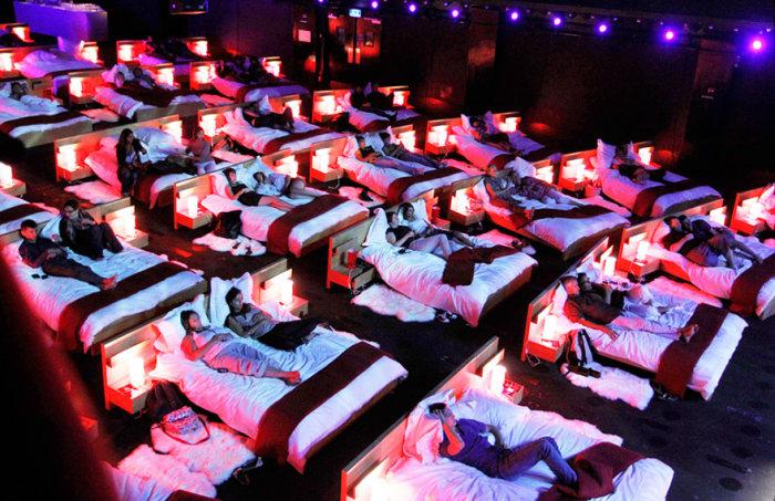 Beautiful Movie Theaters Around The World (31 pics)