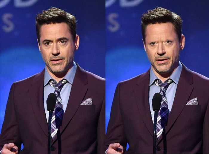 What Celebrities Would Look Like If They Didn't Have Eyebrows (13 pics)