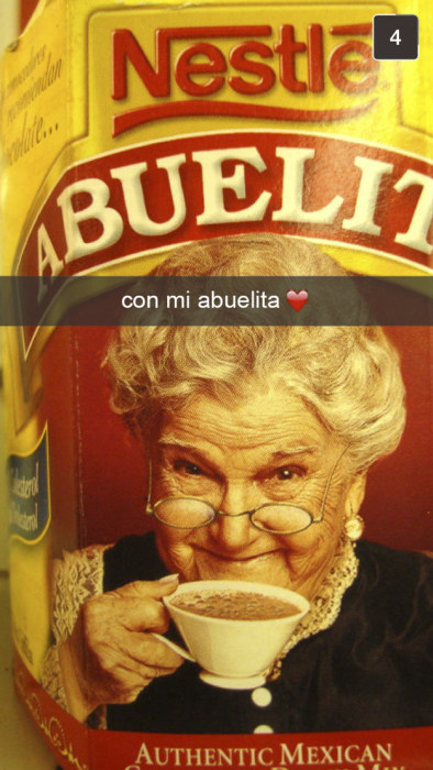 Snapchats That Would Only Be Sent By Mexicans (23 pics)