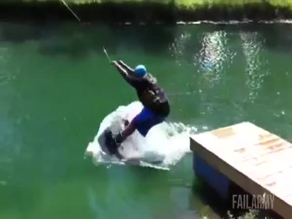 Fails On Water