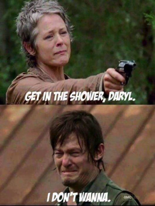 The Best Memes From The Walking Dead Season 5 (38 pics)