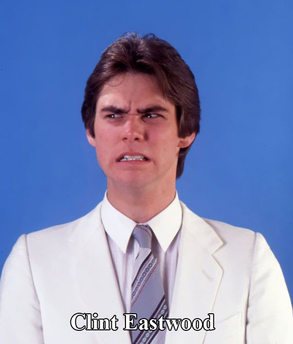 Jim Carrey's Best Celebrity Impression From Before He Was Famous (10 pics)