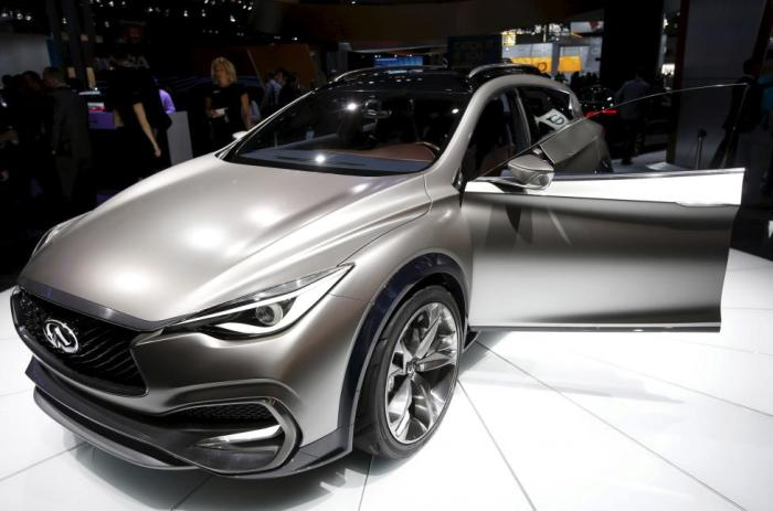 The Most Amazing Cars From The New York Auto Show (29 pics)