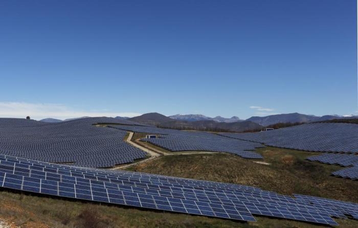 Solar Area In France (13 pics)