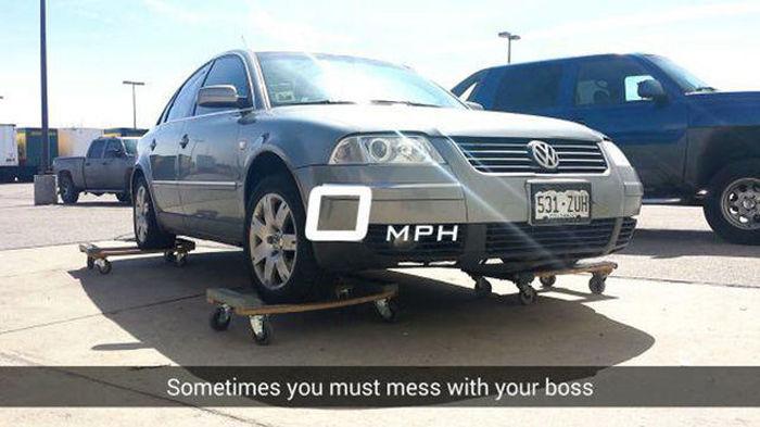 Work Fails & Job LOLs. Part 40 (42 pics)