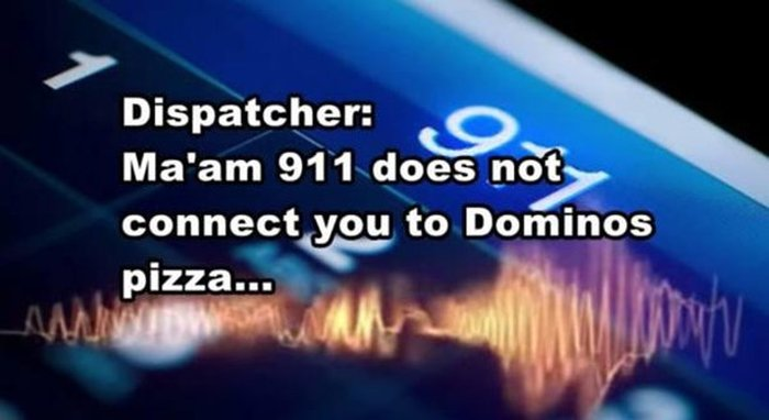 People Who Called 911 For The Wrong Reasons (19 pics)