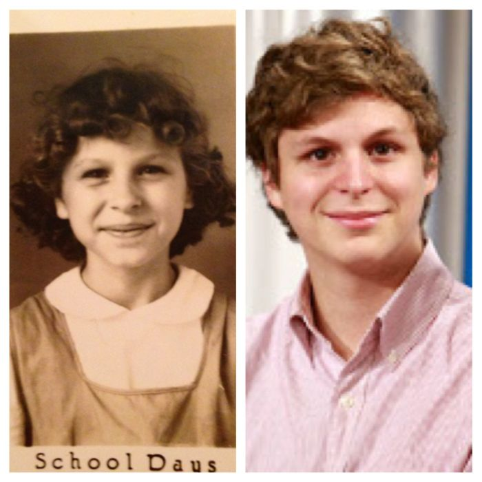 15 Women And Children That Look Way Too Much Like Michael Cera (15 pics)