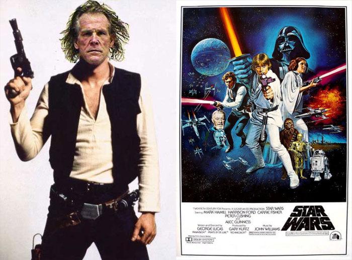 Actors Who Were Originally Cast In Iconic Movie Roles (19 pics)
