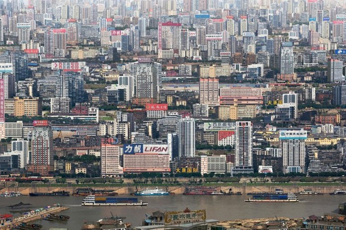 Chongqing May Soon Be The World's Most Populated City (37 pics)