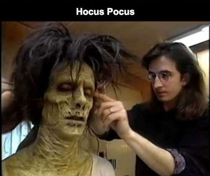 The Magic That Brings Movie Makeup To Life (17 pics)