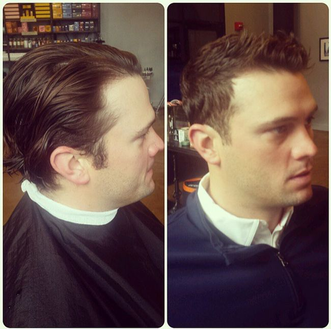 What It Looks Like When Men Get Makeovers (21 pics)