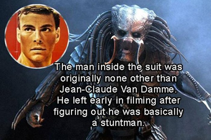 Fun And Interesting Facts About The Movie Predator (17 pics)