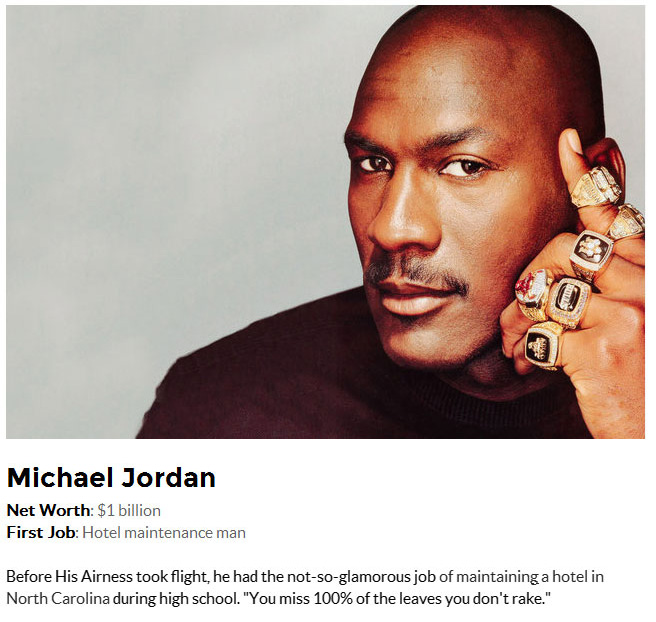 Surprising First Jobs Of 25 World Famous Billionaires (25 pics)