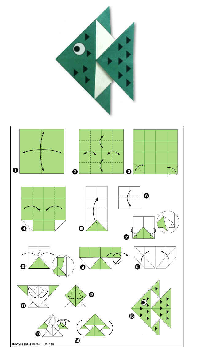 How To Make Your Own Origami (18 pics)