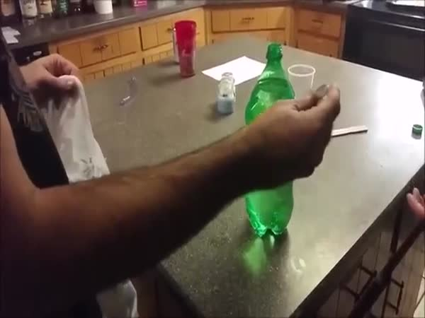 Bottle Prank