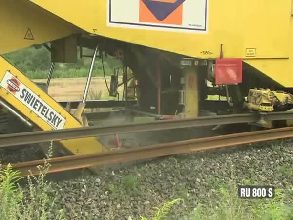 Railway Machine