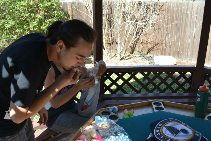 This Easter Egg Hunt Had Unlimited Beer And Weed As A Prize (37 pics)