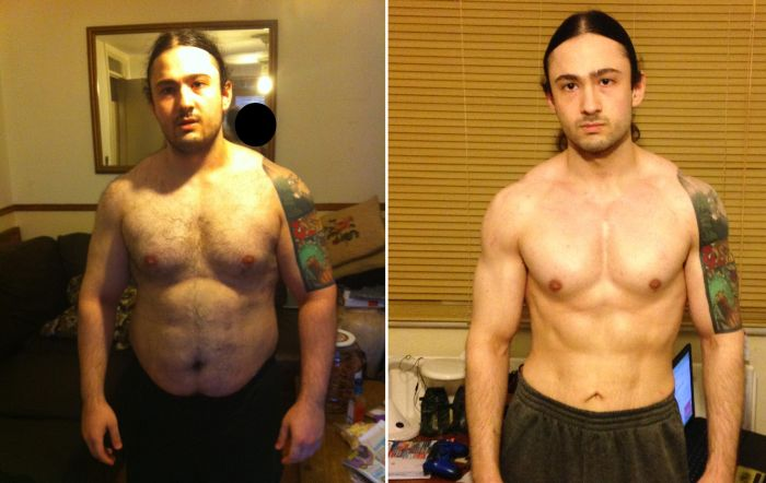 Weight Loss Transformations (23 pics)