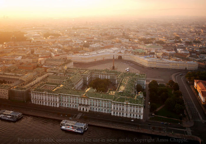 Amazing Worldwide Aerial Shots Taken From A Drone (38 pics)