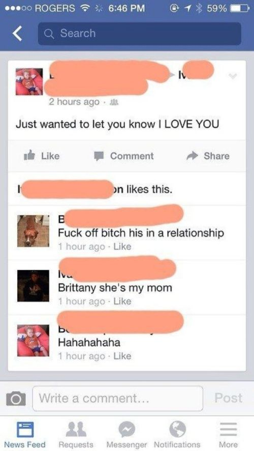 Facebook Fails And Wins Provide Hours Of Entertainment (23 pics)
