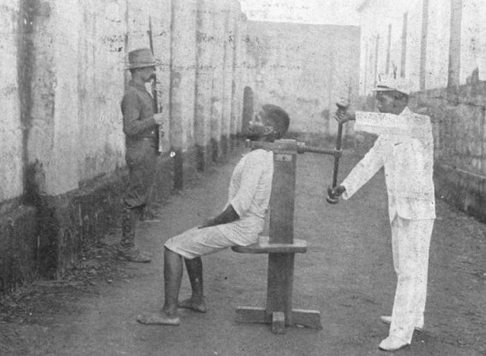The 10 Most Insane Methods Of Execution (10 pics)