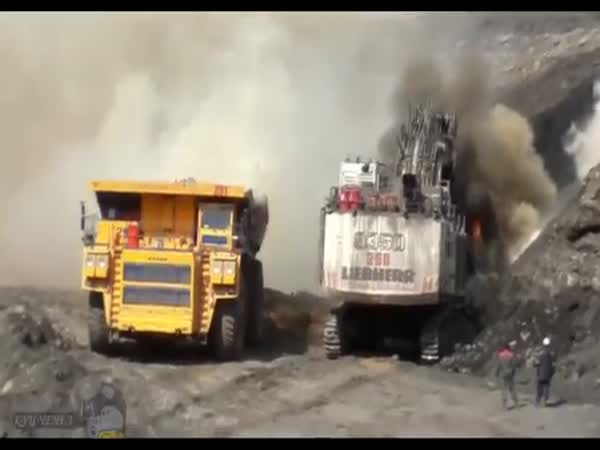 The Collapse Of Heavy Equipment