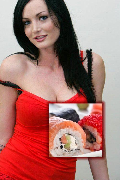 Favorite Foods Of Porn Stars (18 pics)