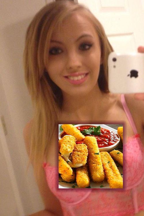 Favorite Foods Of Porn Stars (18 pics)