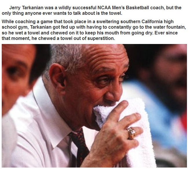 16 Of The Strangest Sports Superstitions In History (16 pics)