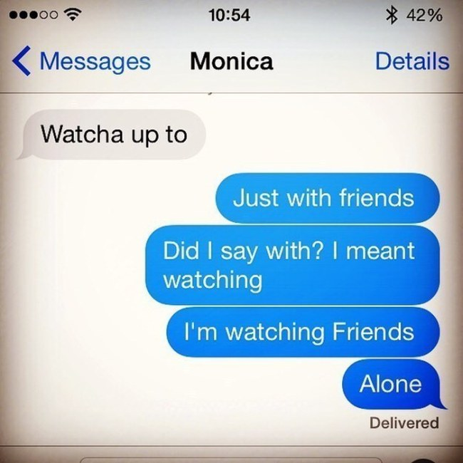 Conversations That Could Only Be Had Via Text Messaging (22 pics)