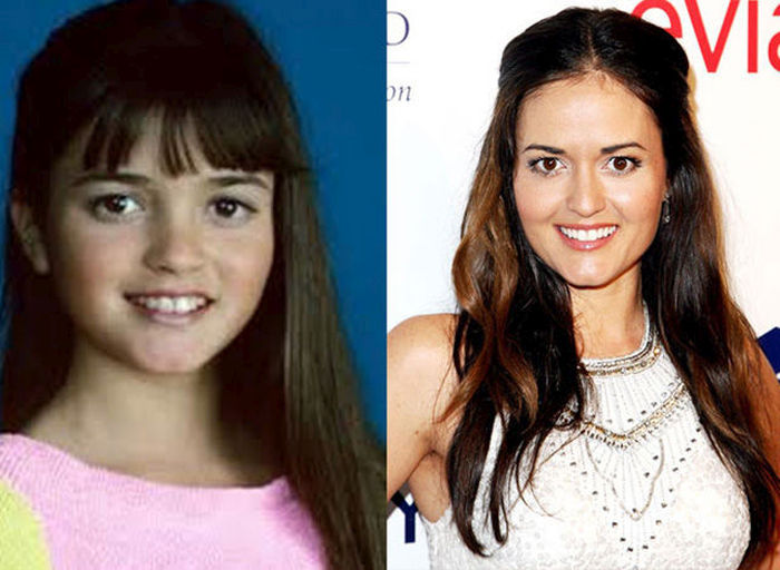 Famous Child Actresses Back In The Day And Today (16 pics)