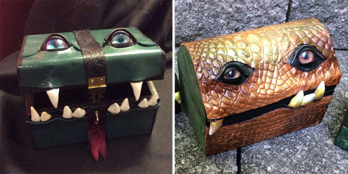 These Monster Boxes Will Keep Everyone Away From Your Luggage (12 pics)